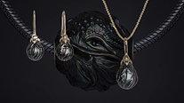 Galatea Carved Pearls