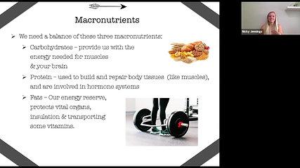 Nutrition Basics - Part 1