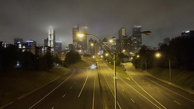 Downtown Atlanta Night