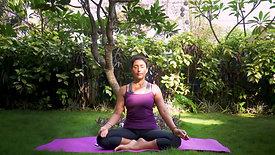 Shining Skull (Kapalbhati Pranayam) - Full Practice 100