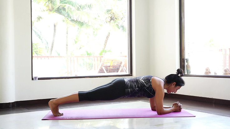 Core Strengthening 4