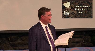A New Commandment Part 1- 8/30/2020
