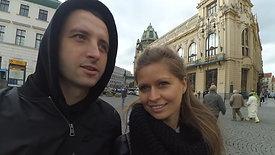 Praga w 4 dni - cz.1 (październik 2016)