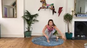 Playful animal & mobility flow