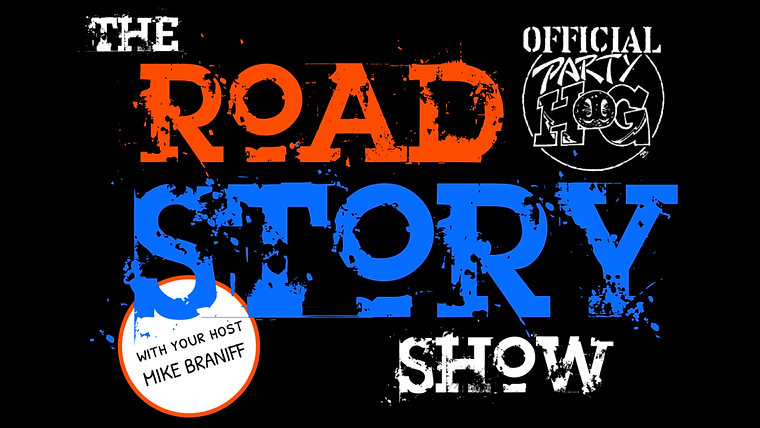 The Road Story Channel