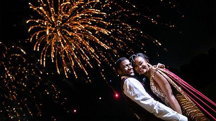 Hylands Estate: An intimate Nigerian wedding