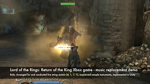 Lord of the Rings: Return of the King [demo]