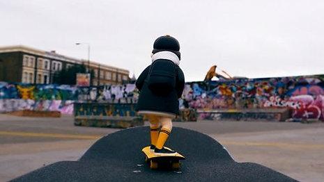Skate Boarding in London Documercial