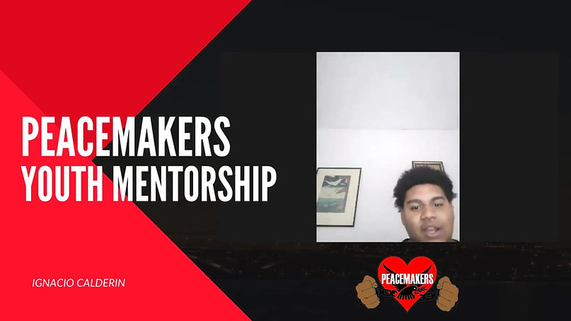 Youth Mentorship - Ignacio Calderin
