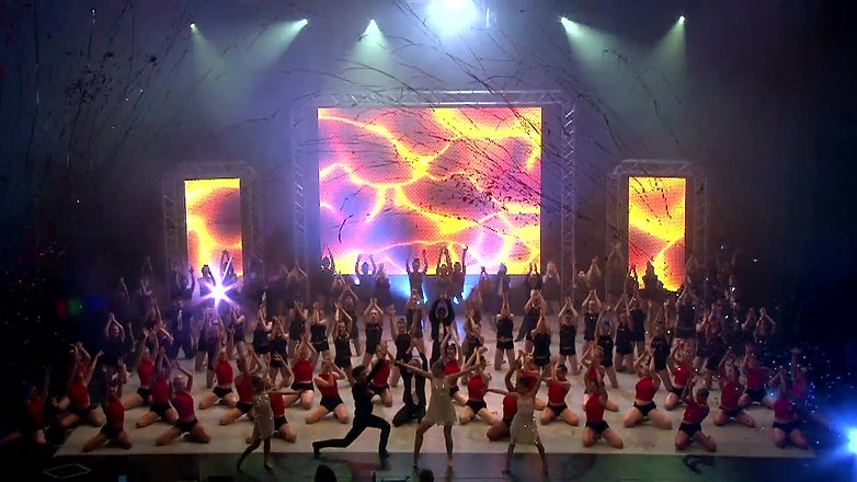 Fazio & Sellers Choreography Reel