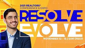 RESOLVE EVOLVE Annual Web Banner