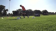 Drills for Skills 18 - Dribbling and Ball Manipulation Gates