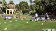 Drills For Skills 2 - Receiving on the Ground