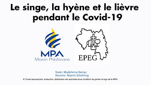 COVID-19 MPA mission philafricaine