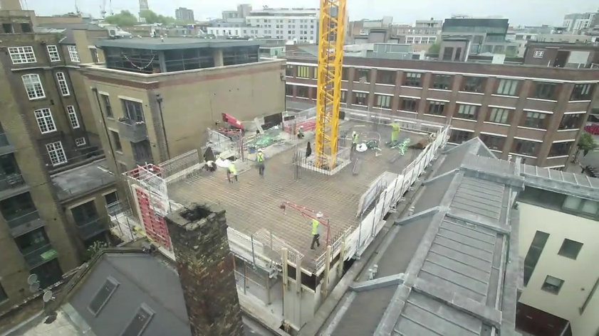 Building The Theatre