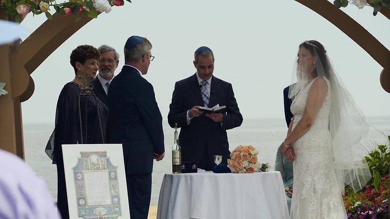 Laurel & Richard Ceremony
