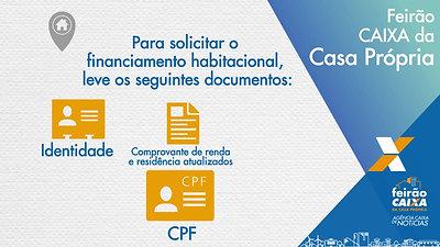 Confira os documentos necessários para solicitar financiamento habitacional