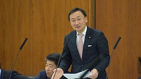 東とおる(日本維新の会) 参議院厚生労働委員会質疑 2020.03.19