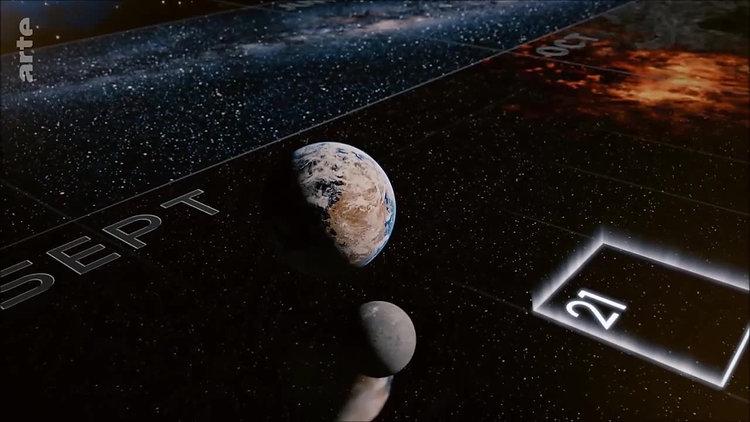 Cosmos_Histoire univers Partie 1