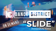 """RoxiiLee - (Lit Moves) Class to """"Slide"""" by Her"""