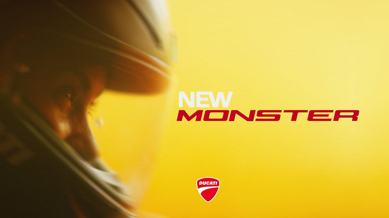 Ducati - New Monster 2021