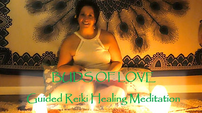 Buds Of Love - Guided Reiki Meditation