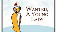 Wanted, A Young Lady