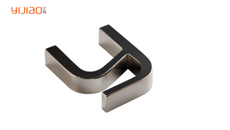Metal Letter Series