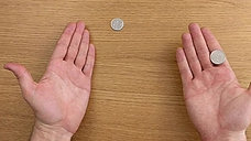 Magic Tricks You Can Do #3: The Slap Dash Coin!
