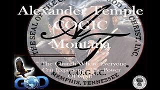 Alexander Temple COGIC Live Streams