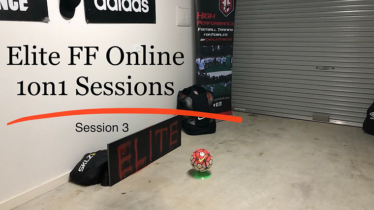 Online 1on1 Sessions