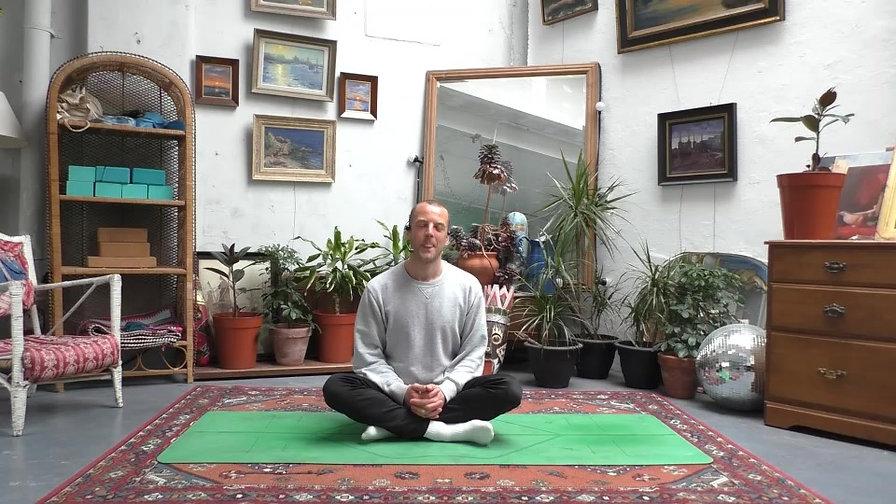 Breathe light, slow & deep - 10-min