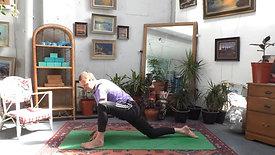 30-min Flexibility for Footballers