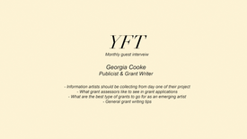 Georgia Cooke (Grant Writing)