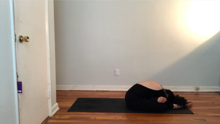Class 4 – Pigeon Pose with Backbend