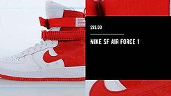Cr8tive Kicks - Nike SF Air Force 1