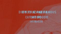 Cr8tive Kicks - Dirty Jeanz Famous Cat Hoodie