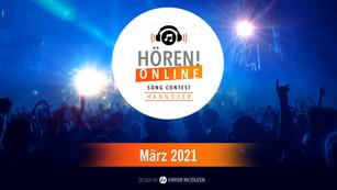 HÖREN! Online März 2021