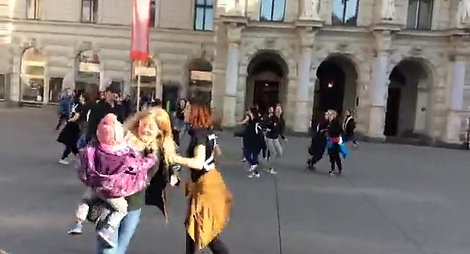 Downsyndrom Flashmob 21.3. 2019