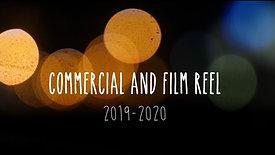 2019-2020 Commercial & Film reel
