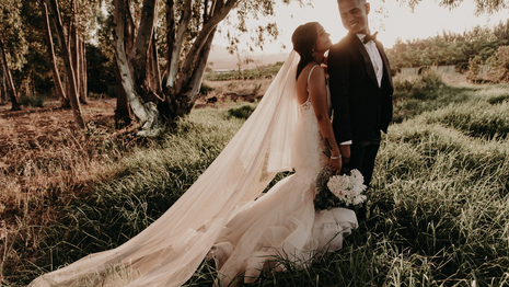 RIQUEL & LEIGH | WEDDING HIGHLIGHTS | BELAIR