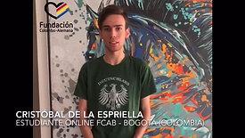 Testimonio Cristóbal De La Espriella
