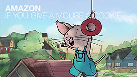 AMAZON - IF YOU GIVE A MOUSE A COOKIE