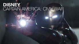 DISNEY - CAPTAIN AMERICA CIVIL WAR