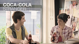 COCA COLA - STRANGER