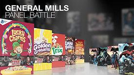 GENERAL MILLS - PANEL BATTLE