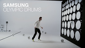 SAMSUNG - OLYMPIC DRUMS
