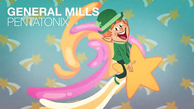GENERAL MILLS - PENTATONIX