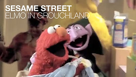 SESAME STREET - THE ADVENTURES OF ELMO IN GROUCHLAND