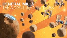 GENERAL MILLS - ADVENTURE CONTINUES